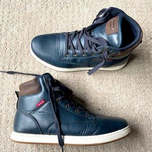 Levi's High Top Shoes